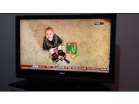 Sony 40 inch full HD greeview TV excellent condition