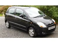 Chevrolet Matiz, 80000 miles, drives well, part ex to clear