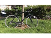 Specialized Sirrus Road Hybrid Bike Bicycle Flatbar Commuter XL 59 cm frame