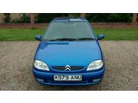 Citroën Saxo 1.1 Desire. Cheap to run, Ideal first car, Low Mileage, Very Reliable