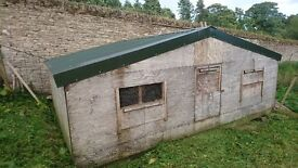 Large Hen house for sale