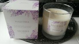 Hobbs wisteria Candle