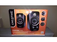 Speaker system - Brand new