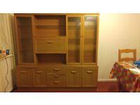 showcase cupboard