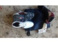 Golf shoes size 8 and 1/2