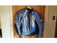 "Bike Leathers - Jacket and Trousers (5ft 7-9"" - 11-13 Stone)"