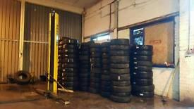 tyres part worn x300