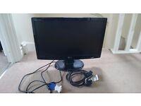 LG Monitor W2043S-PFV