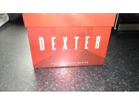DEXTER THE COMPLETE SERIES 1-8 AS NEW