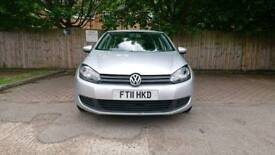 VW GOLF 1,6 TDI.