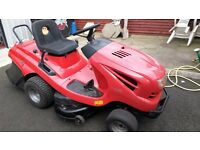 alko ride on mowers