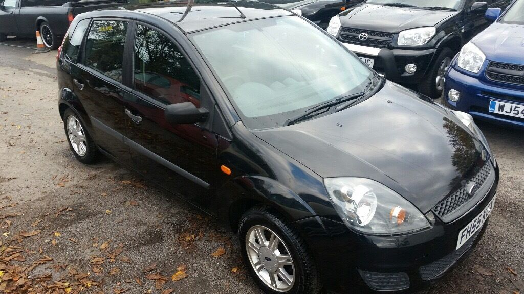 2006 Ford Fiesta Style 1.2 Petrol, ONLY 49k Miles, MOT 2018, perfect runner, PX Welcome
