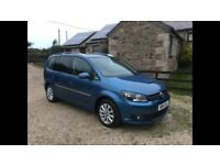 VW Touran Bluemotion Tech Sport PRICE REDUCED & OFFERS ACCEPTED