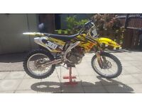 Rmz 250 race ready mint condition not kxf crf yzf ktm 450