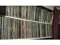 Joblot Vintage Rock Pop Metal Vinyl Record Collection
