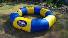 Floating water Trampoline tube 14ft. 4.3m Its huge. Barmera Berri Area Preview