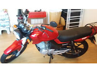 Motorcycle for sale, Lexmoto 125cc