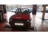 1987 VW Golf MK2 *NEED GONE ASAP*