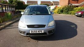 Ford focus cmax 2.0 tdci excellent condition 11 month mot very reliable , very good tyres