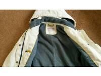 Size 10 ladies Sea Salt coat
