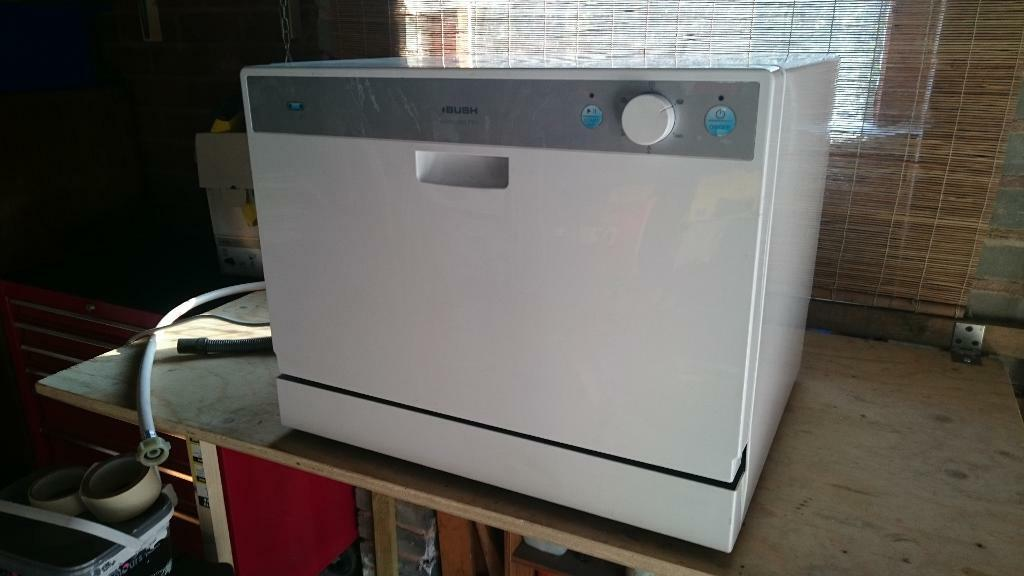 Table Top Dishwasher For Sale : Bush Table Top Dishwasher Bush Table Top Dishwasher I now have a full ...