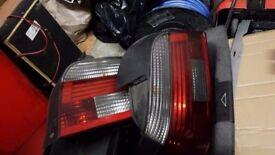 BMW E39 tail lights M5/Sport/Facelift lights