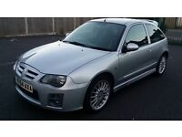 MG ZR 1.4 105 Plus Manual 3 Door Hatchback Silver