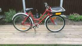 Pashley Royal Mail post bike