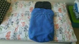 Universal Buggy Footmuff. Fits most buggies, Pushchair Stroller, Buggy, Cosytoes
