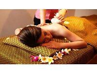 Linda thai oli massage 40 for hrs