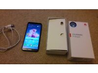 Huawei P Smart 32gb memory - o2 network - mint condition in box