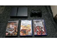 Playstation 2 Slim line Bundle