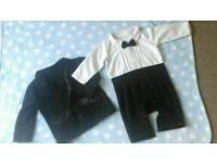 Baby boy suit 3-6 months