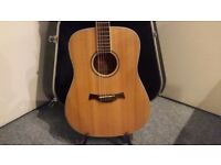 Crafter D12 Acoustic Guitar & Hard Case - Collection Only