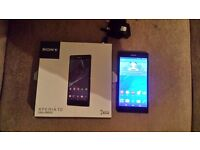 Mobile phone Sony T2 Ultra only 2 months used very good condition