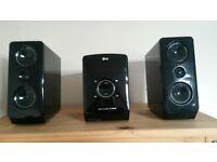 LG micro hi fi system FA164DAB
