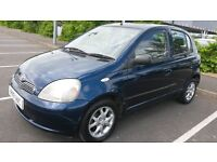 Toyota yaris auto with full service history.