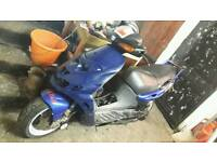 Suzuki katana 50cc fast! Sell or swap