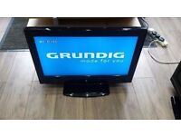 "Grundig 26"" LCD TV HD Ready Freeview DVD Combi £45"