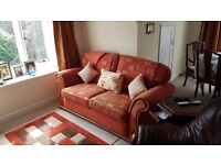 Country Style 2 seat sofa bed