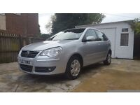 VW Polo 1.2 5 door