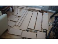 FREE MDF pieces, perfect for shelving