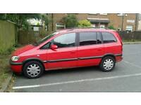Vauxhall Zafira 2.0 DTI Swap For Motorbike or Scooter 125cc or above