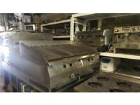 COMMERCIAL CATERING EQUIPMENT FALCON 4 BURNER CHAR GRILL NATURAL GAS 120 CM PERI PERI GRILL FALCON