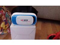 Vr box (headset)
