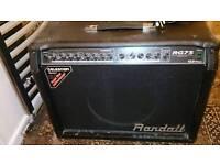Randall RG75G3 COMBO Amp