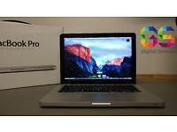"""MacBook Pro 13"""" i5@ 2.4ghz 8Gb Ram 500Gb HDD Warranty Traktor, Logic Pro, Cubase"""