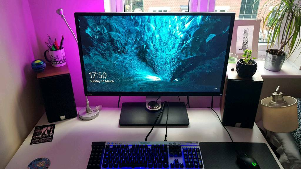 BenQ 32 inch monitor 1440p | in Old Trafford, Manchester | Gumtree