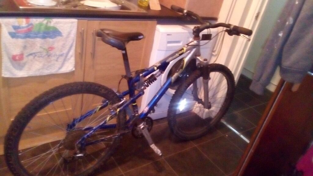 K2 Full Suspension Mountain Bike In Walton Merseyside Gumtree
