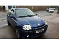 Renault clio 1998 1.6 spares or repairs very low mileage